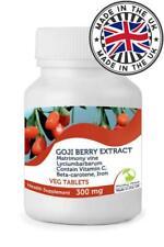 Goji Bacca Estratto 3000mg Compresse Nutrition