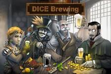 Dice Brewing with EXTRA cards, mats and more  - Board Game - New - FREE Shipping