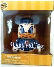 "New Disney Vinylmation 3"" Collegiate Mascot Series DONALD DUCK - Same Day Ship"