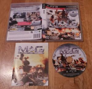 MAG COMPLETE PAL PS3 DISC VIRTUALLY UNMARKED