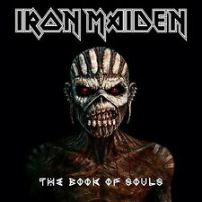 IRON Maiden-The Book of Souls 3 VINILE LP NUOVO