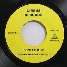 Hear! Northern Soul Novelty Spoken Word 45 The Dixie Drifters & Friends - Hard T