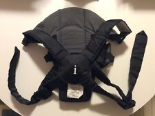 Infantino Swift Baby Carrier Classic, Black Hands Free Infant Sling