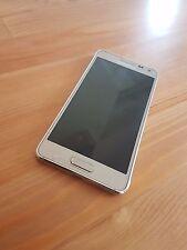Samsung Galaxy Alpha SM-G850F 32G Unlocked Gold Not Working + Box Free Shipping