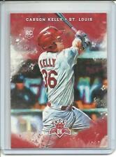2017 Panini Diamond King Carson Kelly RC #154 Cardinals Rookie Card