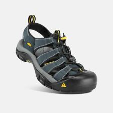 *New* Keen Newport H2 Sandals Men's In Navy/Grey & Free Shipping