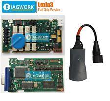 Lexia 3 PP2000 Diagbox 7.82 Full Chip 921815C Citroen Peugeot Diagnostic Tool