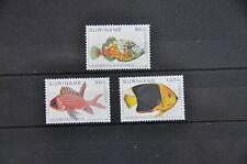 REP. SURINAME 1979 SERIE ZBL 177 FISHES VISSEN  MNH POSTFRIS **