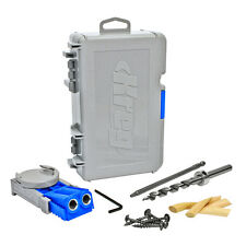 Kreg R3 Jr Pocket Hole Jig Joinery System Kit + Free Screws Tool