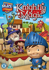 Mike the Knight: Knightly Magic DVD NEW