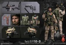 DAMTOYS 78074 1/6 Scale 1st SFOD-D  Combat Applications Group GUNNER Model Toy