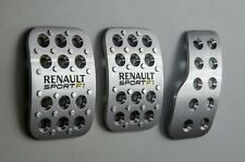 Clio 2- RENAULT SPORT F1 sport alu pedal set