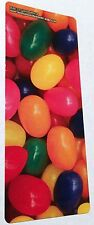 NEW! 24 SCRATCH AND SNIFF JELLY BEAN BOOKMARKS CANDY PARTY EASTER BASKETS