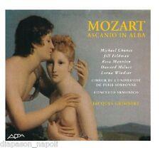 Mozart: Ascanio dans Alba / Grimbert, Chance, Feldman, Mannion - CD