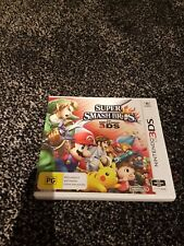 Super Smash Bros Nintendo 3DS Game