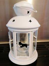 More details for norfolk terrier, gift, white, dog, anniversary, garden, indoor, xmas, birthdays