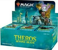 Theros Beyond Death Booster Packs Brand New! Factory Sealed! Fast Shipping!