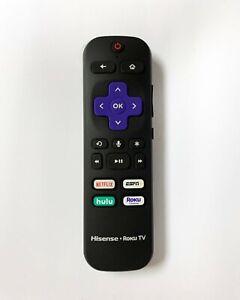 Genuine RC-AL5 Remote Control for Hisense Brand Roku TV w/ Voice/ Power/ Volume