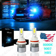 8000k For 99 04 Ford Mustang Led Headlight Bulbs High Low Beam Combo Kit Fits Mustang