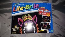 Monopoly Lite Brite  Sheet Advance to Go NEW Sealed Package with 7 other games