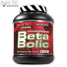 Beta Bolic 240 Caps. Creatine Matrix Beta-Alanine Pre-Workout Booster SALE PRICE