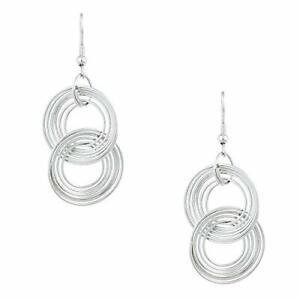 Unique Style Antique Silver Oxidised Fancy Dangle Earrings for Girls & Women