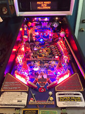Sharkey's Shootout Pinball Machine Made By Stern (Only 800 built and Excellent)