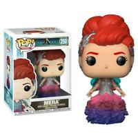 FUNKO POP AQUAMAN MERA IN GOWN DRESS COLLECTIBLE VINYL FIGURE