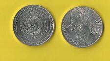10 Euros région LIMOUSIN 2012