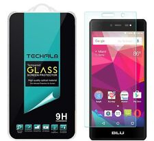 TechFilm® Tempered Glass Screen Protector Saver Shield For BLU Life One X (2016)