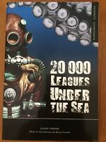 20 000 LEAGUES UNDER THE SEA ~ JULES VERNE ~ NEW PAPERBACK CHAPTER BOOK