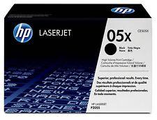 > TONER HP 05X + 50% OFFERT / ce505a ce505 ce505x 05a 05 pour hp laserjet p2055