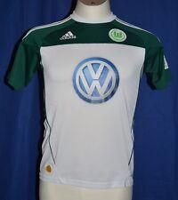 Trikot vom VfL Wolfsburg, Saison 2010/2011, Größe 164, adidas  #3 FRIEDRICH