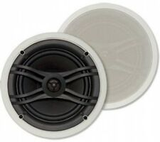 Yamaha NS-IW360C 2-way In-ceiling Speaker System, Pair, Easy-to-Install Flush