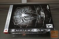 Spider-Man 3 Collector's Edition (PlayStation 3, PS3 2007) FACTORY SEALED! - EX!