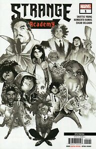 Marvel Comics Strange Academy #1 Fifth Printing