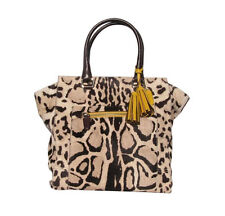 COACH Legacy Ocelot Haircalf Large Tote Bag NEW Animal Print Style # 21165 LE