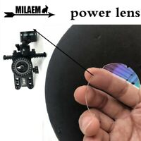 Power Lens for Scope Sight 4x 6x 8x Compound Bow Lens Replacement Equipment 45*2