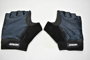 Verge Men's Small Cycling Gloves Black Brand New