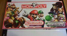 Nintendo Monopoly Parker Bros Board Game Collectors Edition 2006 Complete