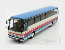 Setra S215 Hd Autobus 1976 Cream Light Blue Red IXO 1:43 BUS012