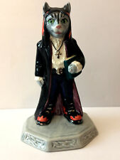 Jacobs The Shambles Whitby WHITBY GOTH Cat Figurine Animal Characters  L/E 500
