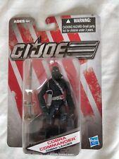 GI Joe - Dollar Store Exclusive - Black color variant - Cobra Commander
