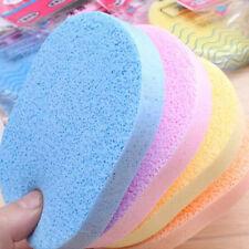 Fashion 1Pc Wood Fiber Face Wash Cleansing Sponge Beauty Makeup Tool Accessories