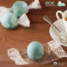 [eos] Evolution of Smooth ORGANIC Sphere Hydration Lip Balm (SWEET MINT) NEW
