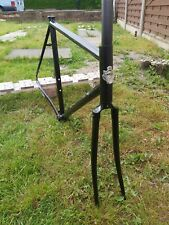 Spa Cycles Reynolds 725 Steel Audax Frameset 56cm