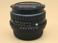 Pentax SMC M 50mm f2 Prime Manual Focus Lens PK Mount - (#4)