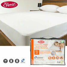 Cotton Terry Waterproof Mattress Protector by Easyrest