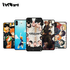 Haikyuu Soft Phone Case Cover for Iphone XR XS X 6 7 8  Huawei Mate 20