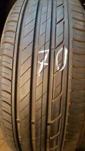 1 x 215/50R18 92W Bridgestone Turanza T001